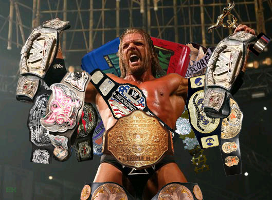 HHH too many belts