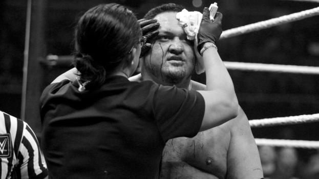 Samoa Joe Cut